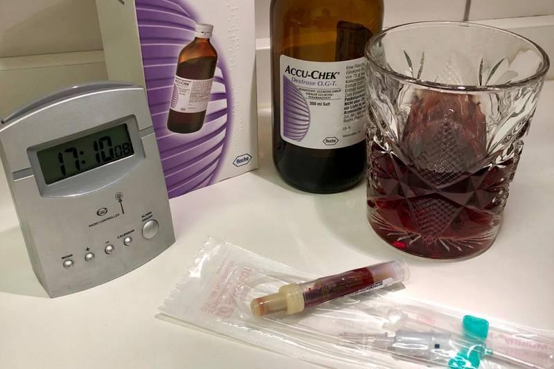 Schwangerschaft-Untersuchung-Hannover-Frauenarzt-SW26-Zuckertest